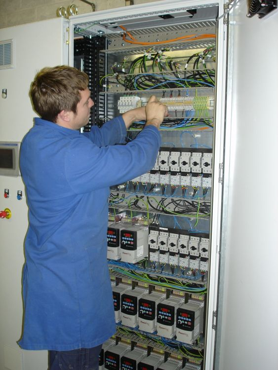 Engineer and control system control systems ckf systems control panel wiring standards at soozxer.org