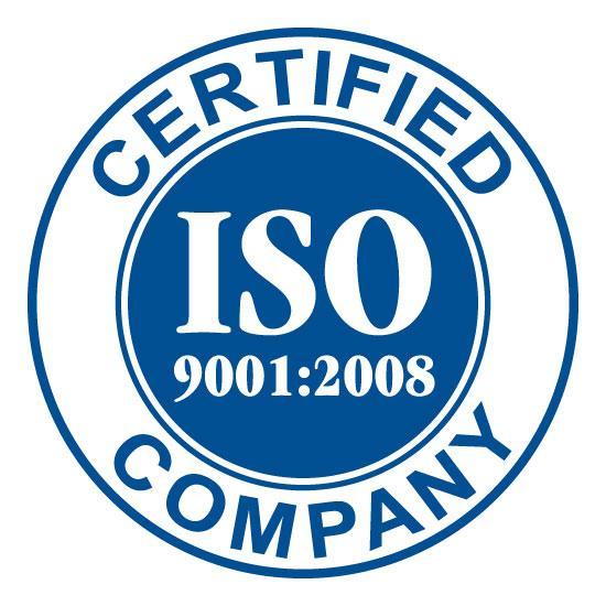CKF is ISO certified