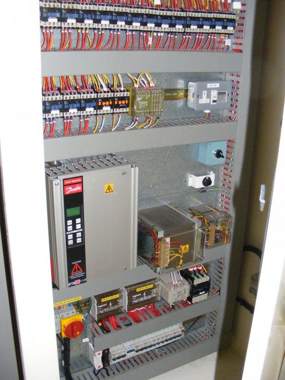 control systems rh ckf co uk RV Control Panel Wiring Diagrams electrical control panel wiring standards