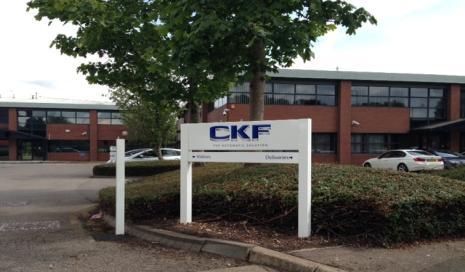 CKF factory move 2016