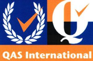 QAS International certified
