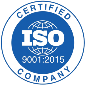 CKF are an ISO Certfied company