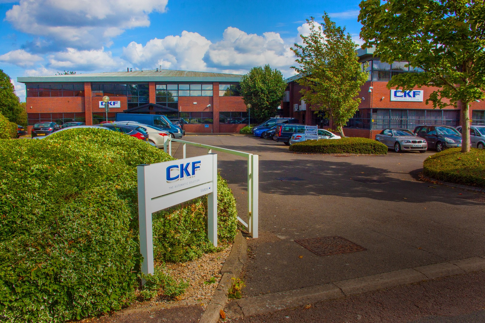 Exciting new future for CKF Systems