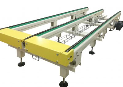 CKF install palletising conveyors throughout the UK