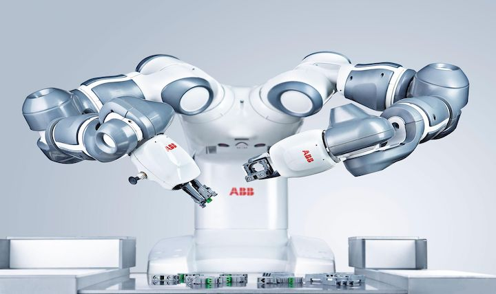 CKF install collaborative robots to automate their customer's operations