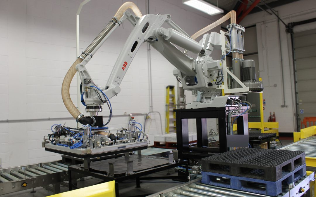 Insight: Why Automation is crucial in the future of food manufacturing