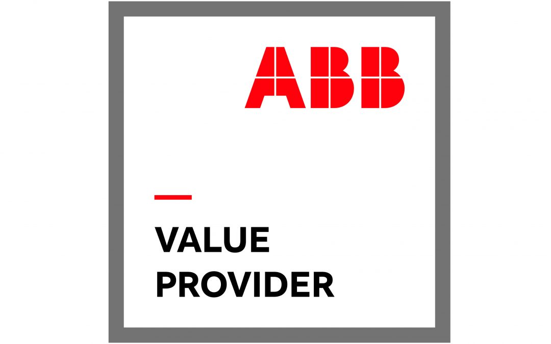 CKF Systems awarded ABB Value Provider status