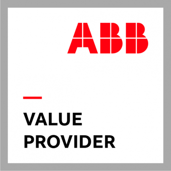 CKF are proud to be an ABB robotics authorised value provider
