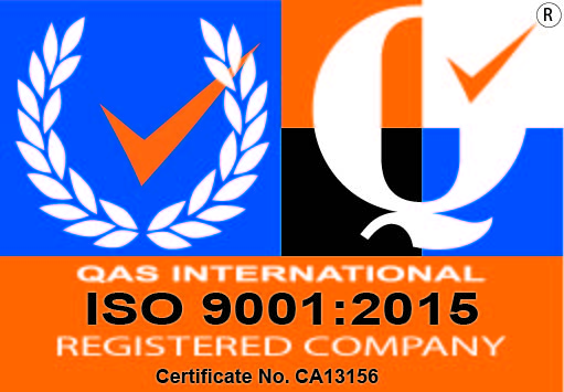 CKF Systems have been awarded ISO 9001:2015 for the twelfth year running