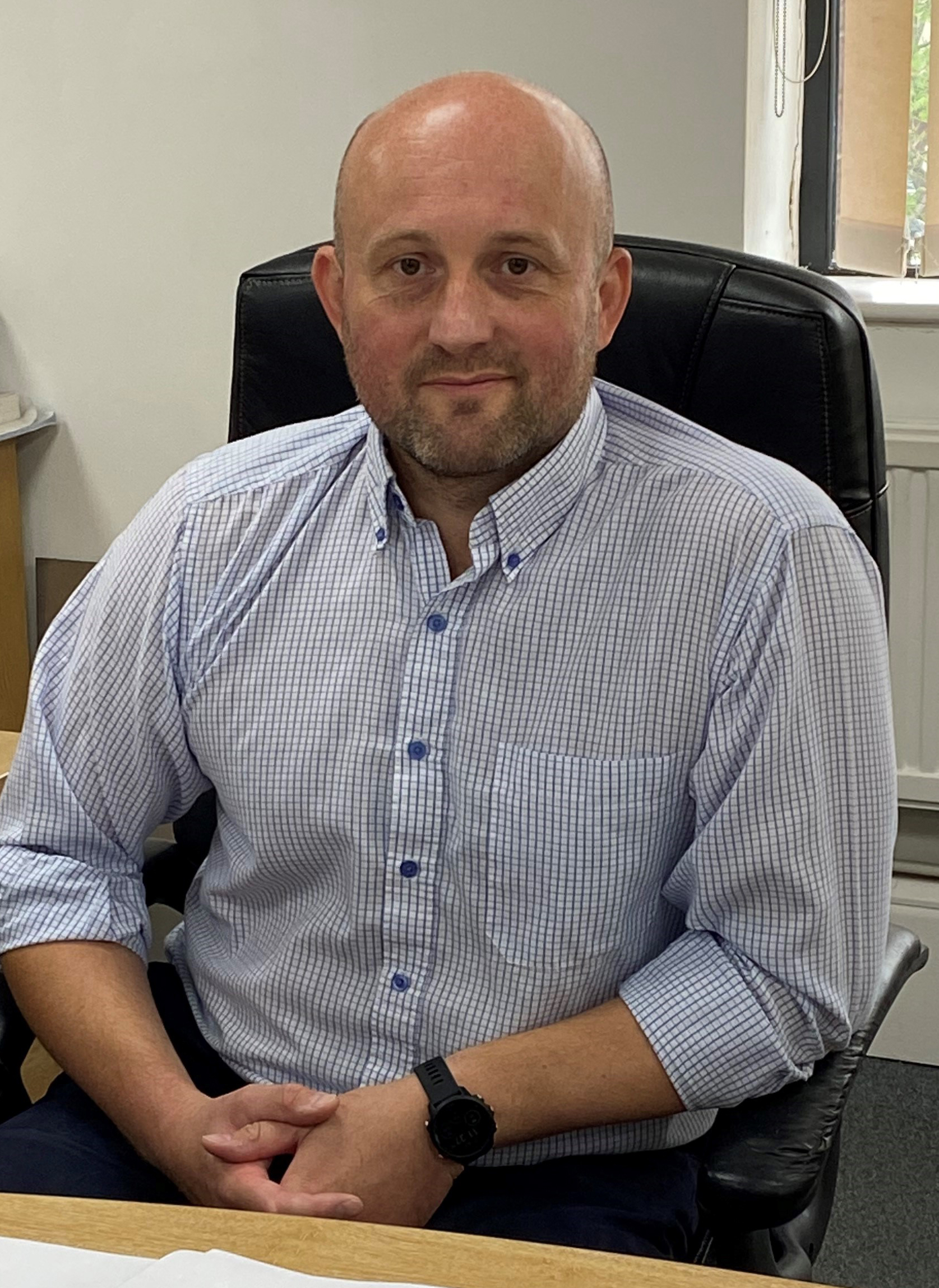 CKF Systems are delighted to welcome Scott Wells to the team
