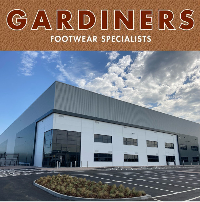 Gardiners Footwear Specialists awards contract for warehouse automation to CKF Systems