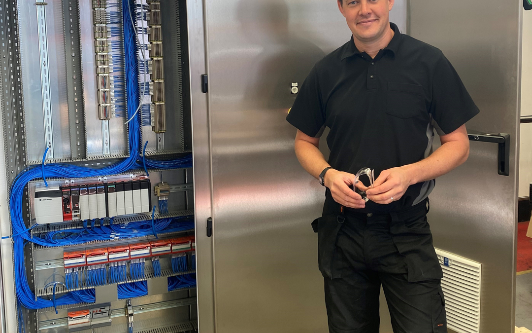 Tim Booth joins CKF's growing Controls team